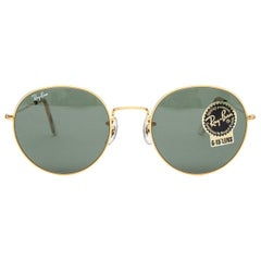 1990´s Bausch & Lomb Ray-Ban Round - WO607