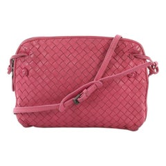 Bottega Veneta Crossbody Intrecciato Nappa Small