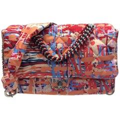 Chanel Special Edition Multi-Color Flap Purse