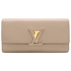 Louis Vuitton Galet Capucines Wallet
