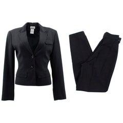 Alaia Black Suit US 4