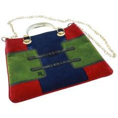 Vintage Velvet Roberta di Camerino Handbag