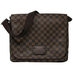 Louis Vuitton Damier Ebene MM Messenger Bag