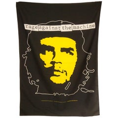 1994 Rage Against The Machine Che Guevara Wall Flag Scarf