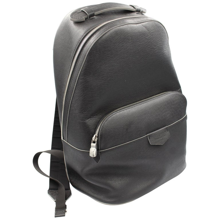 865f17f1661d Louis Vuitton Taiga Leather Anton Backpack For Sale at 1stdibs