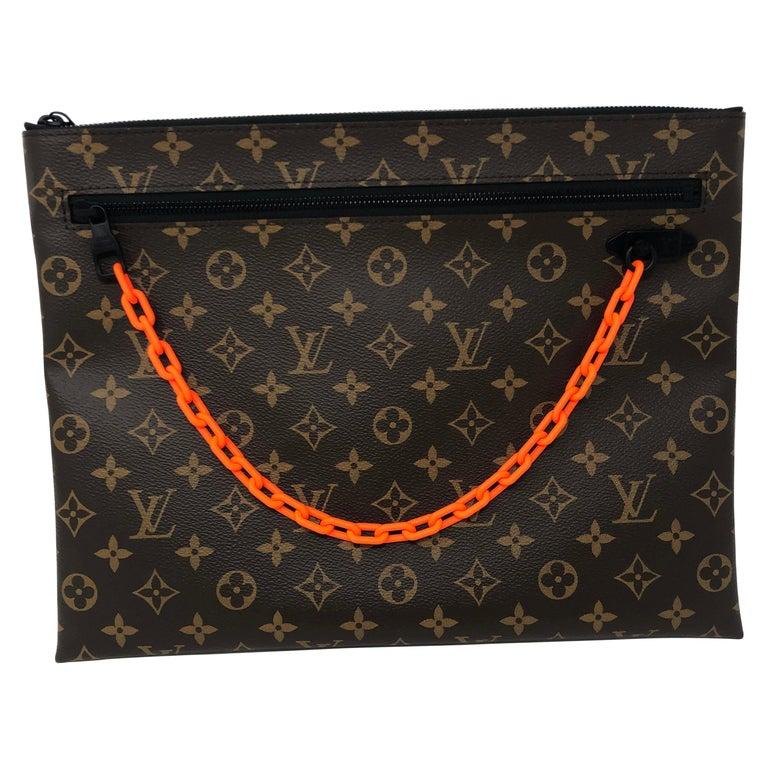Louis Vuitton Pochette SS19 Virgil Abloh  For Sale