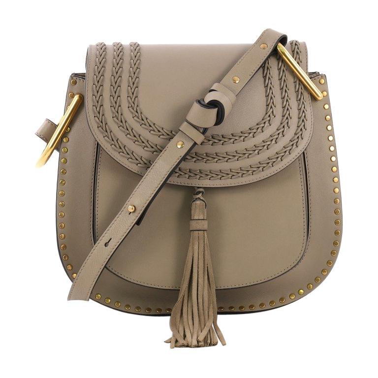 aef3ef03e Chloe Hudson Handbag Whipstitch Leather Medium at 1stdibs