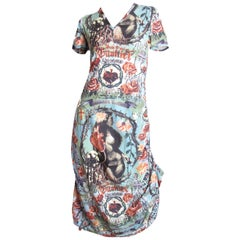 1998 Jean Paul Gaultier Amour Dress