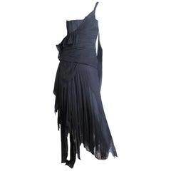 2003 Alexander McQueen Runway Shipwreck Gown