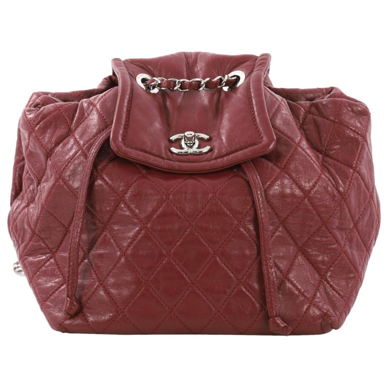 d0d19a4900bb Chanel Beijing 2 in 1 Backpack Quilted Lambskin For Sale at 1stdibs