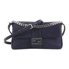 Fendi Baguette Leather Micro