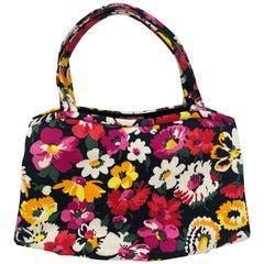 Manolo Blahnik Floral Mini Bag