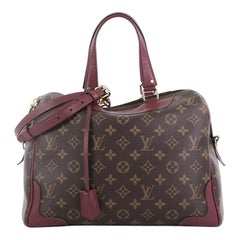 Louis Vuitton Retiro NM Handbag Monogram Canvas