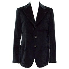 Gucci Velvet Blazer SIZE IT 50R