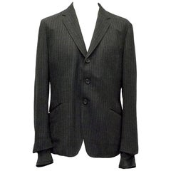 Yves Saint Laurent Lightweight Blazer