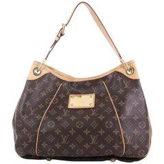 Louis Vuitton Galliera Handbag Monogram Canvas PM
