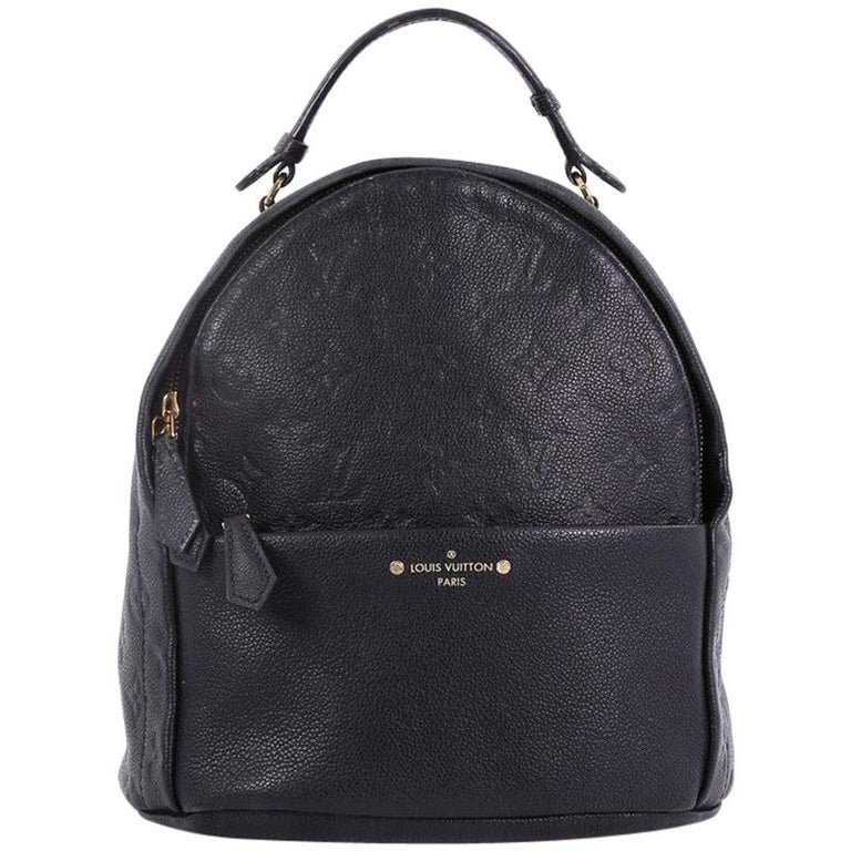 ac0a12f7ced1 Louis Vuitton Sorbonne Backpack Monogram Empreinte Leather For Sale ...