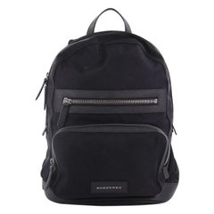 Burberry Marden Backpack Nylon with Leather Small