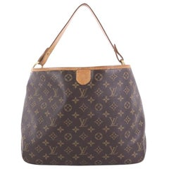 Louis Vuitton Delightful Handbag Monogram Canvas PM
