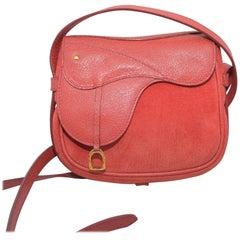 Vintage Gucci Crossbody Saddle Belt Bag