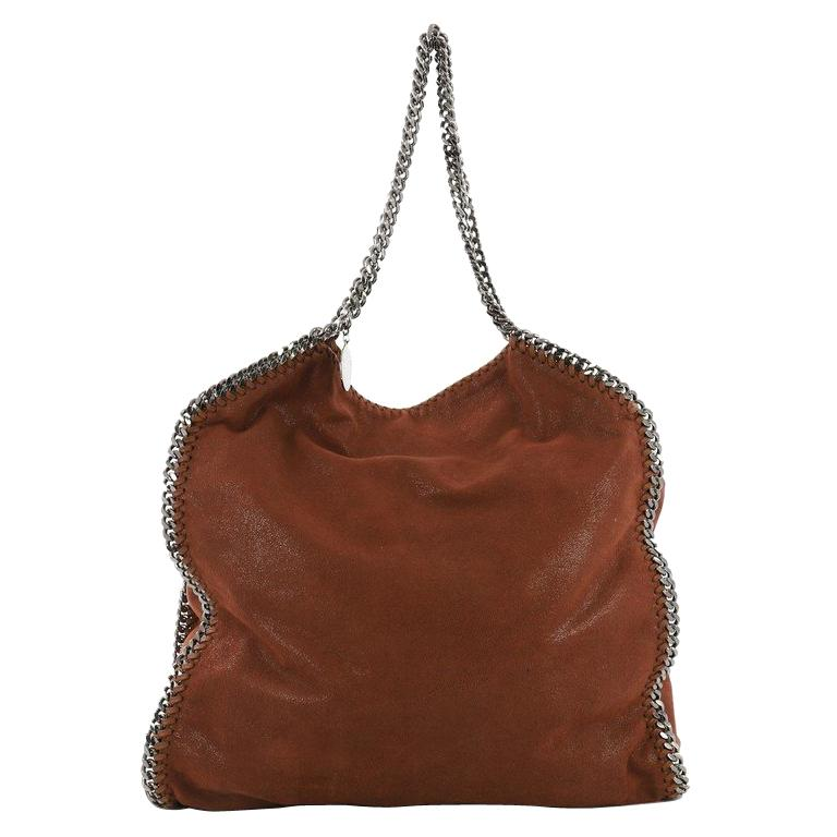 0d9729f4e8 Stella McCartney Falabella Tote Shaggy Deer Large For Sale at 1stdibs