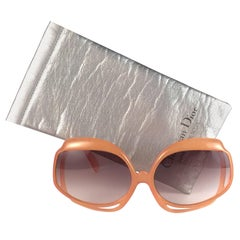 New Vintage Christian Dior 2026 30 Tangerine Optyl Sunglasses Germany