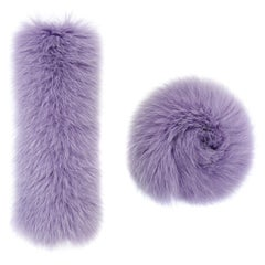 Purple Muffs