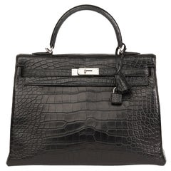 Hermes Alligator Bags 79 For Sale On 1stdibs