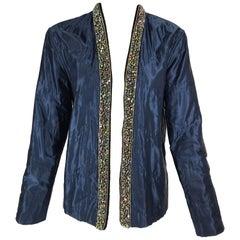 Isabel Marant Embellished Open Front Jacket