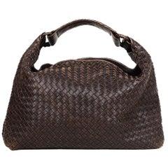 c9b3512d0a Bottega Veneta Black Woven Intrecciato Leather Large Cesta Tote Bag ...