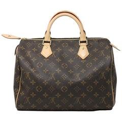 Louis Vuitton Speedy NM 30 Monogram Speedy w/ Receipt and Dust bag