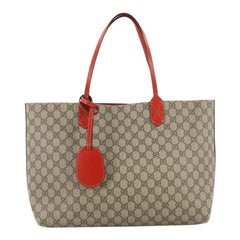 Gucci Reversible Tote GG Print Leather Medium