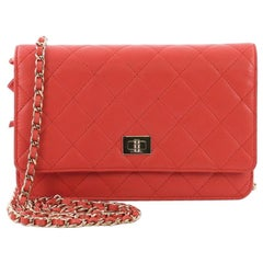 Chanel Reissue Wallet on Chain Quilted Lambskin