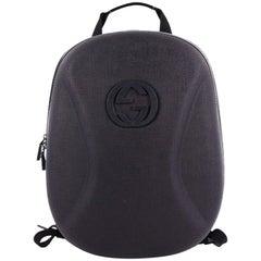 Gucci GG Hardshell Backpack Coated Canvas Medium