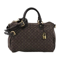 Louis Vuitton Speedy Bandouliere Bag Monogram Idylle 30
