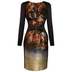 F/W 2010 Alexander McQueen 'HIERONYMUS BOSCH' Dress ANGELS & DEMONS Collection