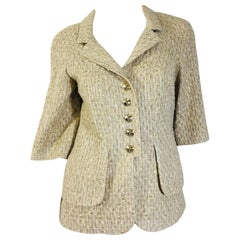 Chanel 5 Button Boucle Jacket