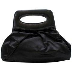 Chanel Satin top handle Bag