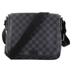 Chanel Brooklyn Tote Leather Patchwork Medium
