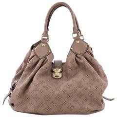 Louis Vuitton L Hobo Mahina Leather