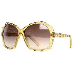 Swarovski Champagne Amazing SW 2 Sunglasses