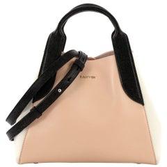 Lanvin Cabas Tote Leather Mini