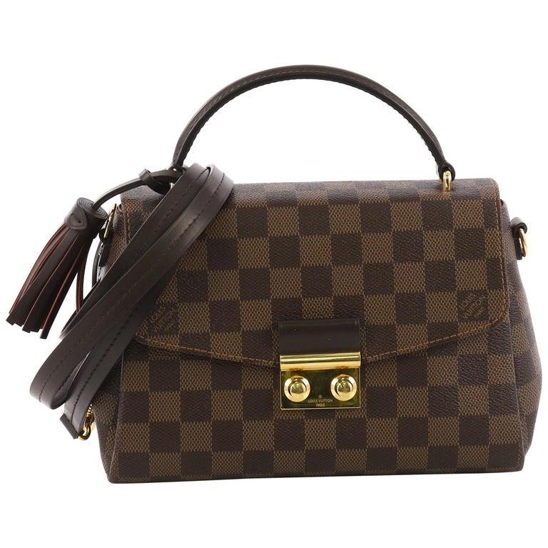 e1630a260459 Louis Vuitton Croisette Handbag Damier at 1stdibs