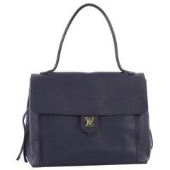 Louis Vuitton Lockme Handbag Leather MM