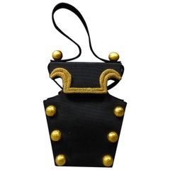 Surrealist Evening Purse by Christian Lacroix Circa 1995/2000