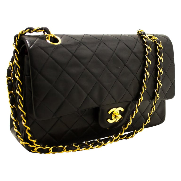 65defca535b0eb CHANEL 2.55 Double Flap 10