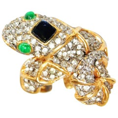 Snake KJL Gorgeous ring 60s