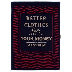 Olympia Le Tan 'Better Clothes For Your Money' Book Clutch