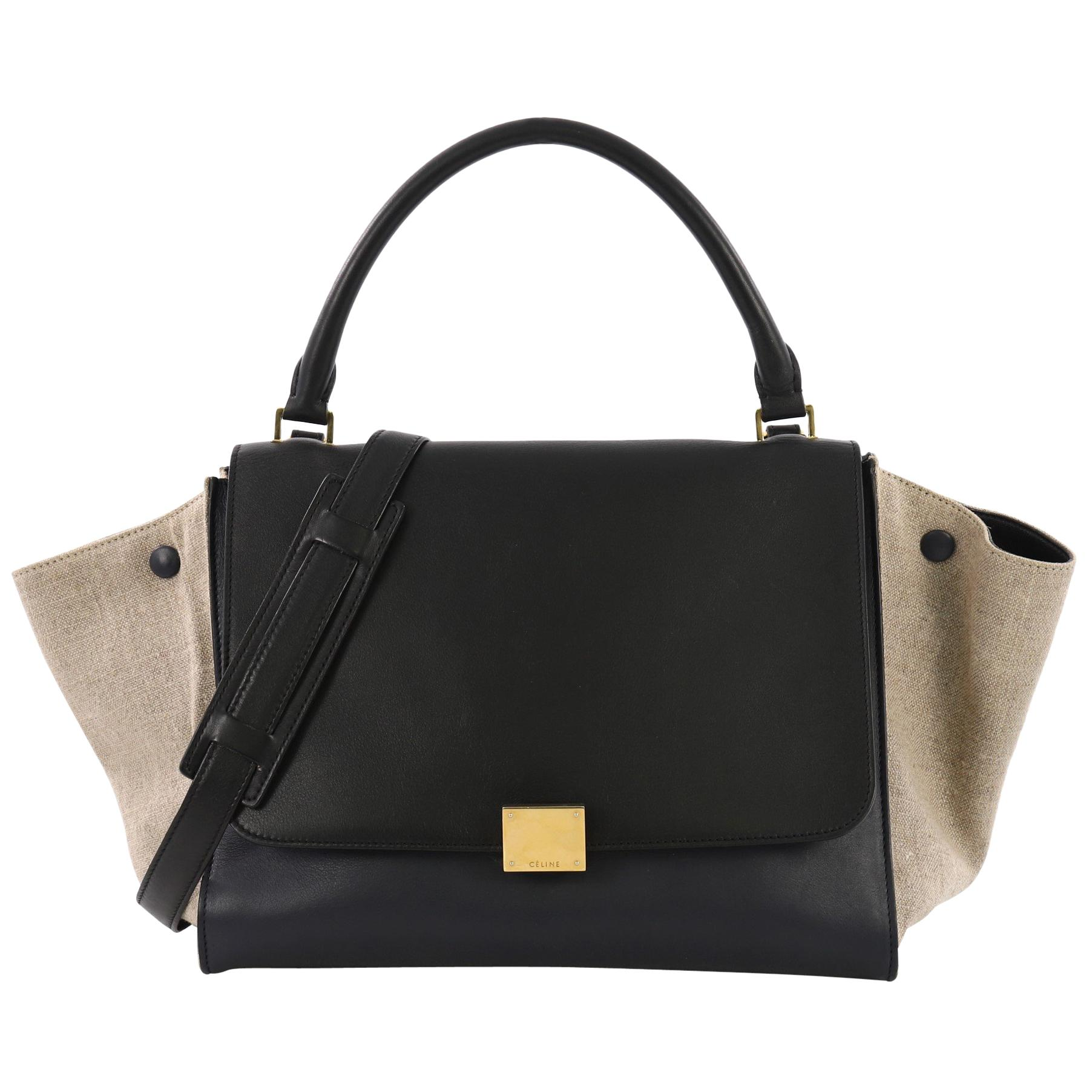 bd8ac2714b43 Celine Edge Bags - 64 For Sale on 1stdibs