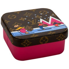 New Louis Vuitton Limited Edition Bears Monogram Logo Box